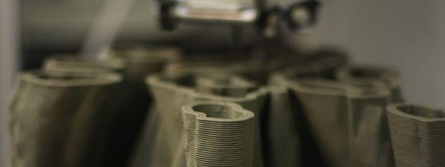 WASP e Francesco Pacelli: stampa 3D e ceramica
