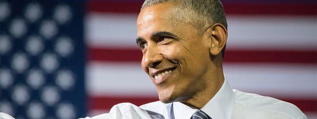 Gli Obama su Netflix: la politica sarà esclusa