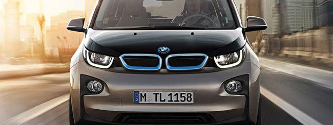 BMW i3, presentata l'auto 100% elettrica