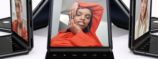 Galaxy Z Flip, Modalità Flex non per soli Samsung