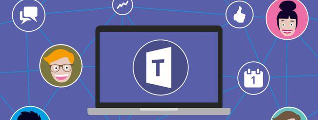 Microsoft Teams, riunioni fino a 300 partecipanti
