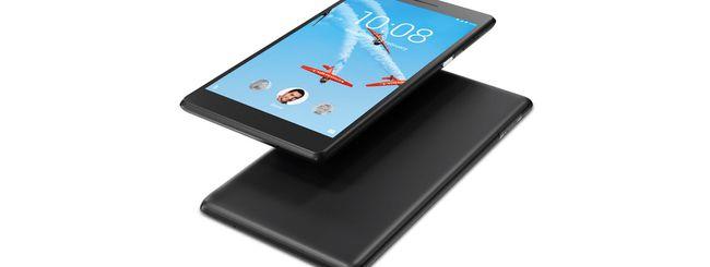 Lenovo Tab 7, tablet economici con Android Nougat