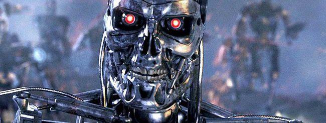 Page e Brin si mettono in salvo dai Terminator