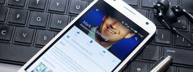 Facebook porterà i video sulla TV con un'app
