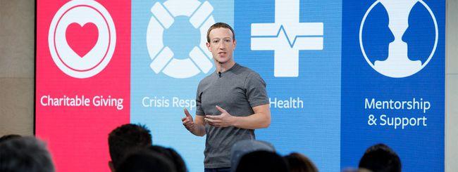 Facebook, nuovi strumenti per aiutare gli utenti