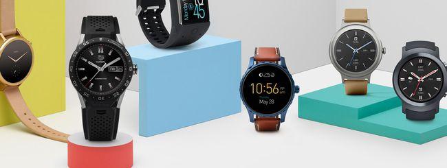 Android Wear 2.0: l'evoluzione dello smartwatch