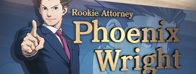 Phoenix Wright: Ace Attorney anche su PC e console