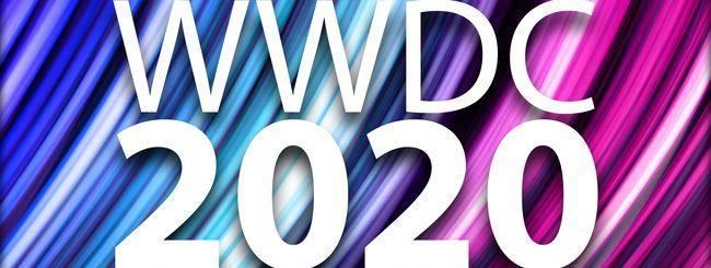 WWDC 2020: La conferenza sarà solo online