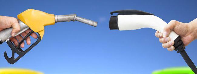 Francia, stop alle auto a benzina e diesel