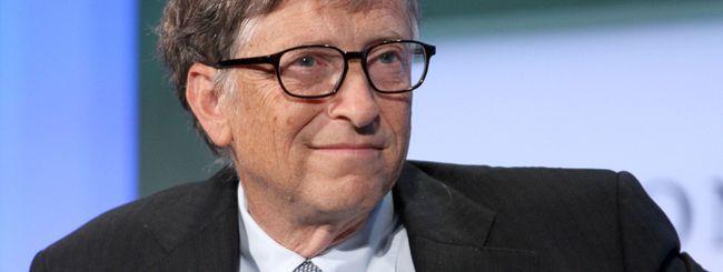 Bill Gates lascia il CdA di Microsoft