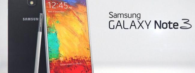 Android 4.4.2 KK per Samsung Galaxy Note 3