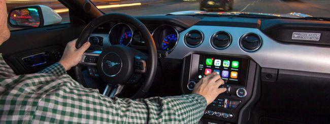 Android Auto e Apple CarPlay su tutte le Ford 2017