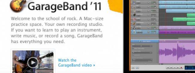 Back to the Mac 2010: GarageBand '11
