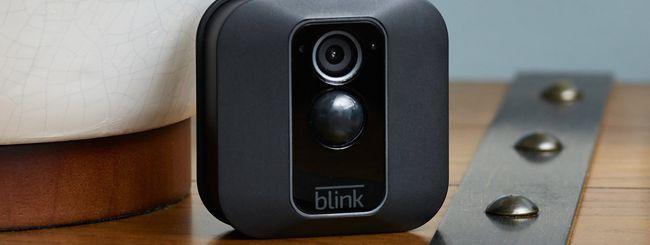 Amazon, nuova Blink XT2 per la videosorveglianza