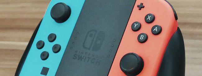Nintendo Switch, nuovo modello con autonomia da 9h