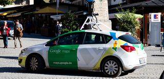 google maps utenti foto strade