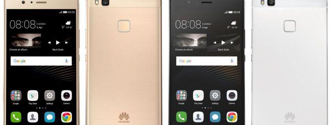 Huawei P9 Lite debutta in Russia