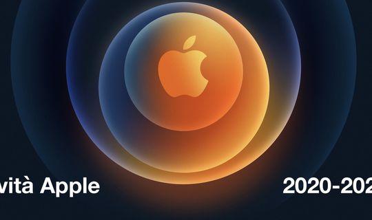 Novità Apple 2020 e 2021: ecco cosa aspettarsi