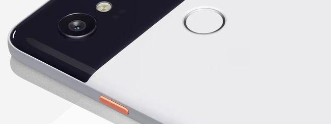 Google Pixel 2 XL, fix per i problemi del display