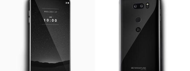 LG Signature Edition, un V30 con 6 GB di RAM