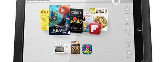 B&N Nook HD e Nook HD+ sfidano il Kindle Fire HD