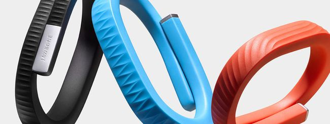 Jawbone UP24 ora disponibile anche in Italia