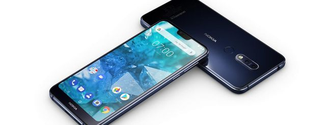 Android 10 disponibile anche per il Nokia 7.1