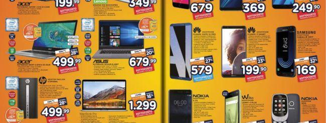 Sottocosto Unieuro, Galaxy S8 a 479 euro