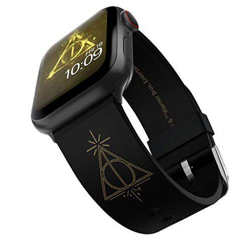Harry Potter, cinturino per Apple Watch con licenza ufficiale - I doni della morte