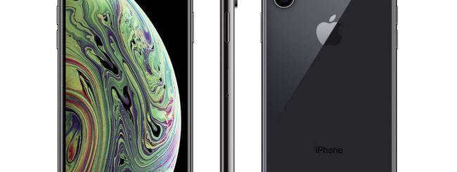 iPhone XS in offerta su Amazon a 699 euro