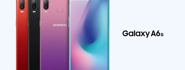 Galaxy A6s, primo smartphone Samsung in outsourcing
