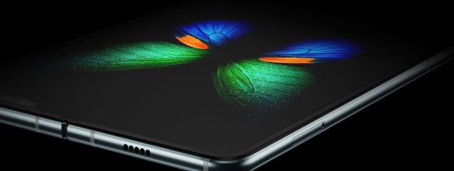 Samsung Galaxy Fold 2, design a conchiglia?