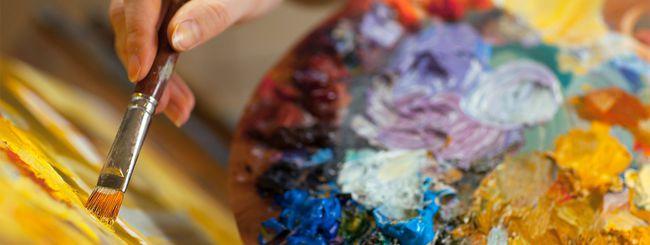 Quanto l'intelligenza artificiale diventa arte