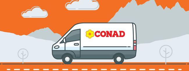 Conad, come fare la spesa online