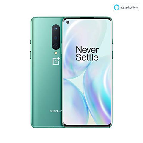 OnePlus 8 Smartphone Glacial Green (128GB)