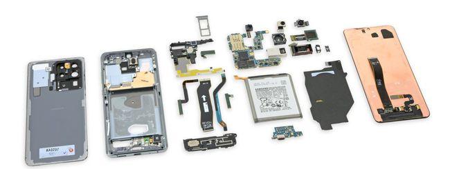 Samsung Galaxy S20 Ultra, fotocamere in dettaglio