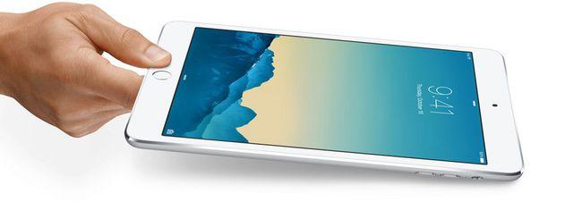 iPad mini 3 ufficiale: Apple introduce il Touch ID