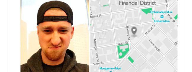 Lookout scatta un selfie al ladro di smartphone