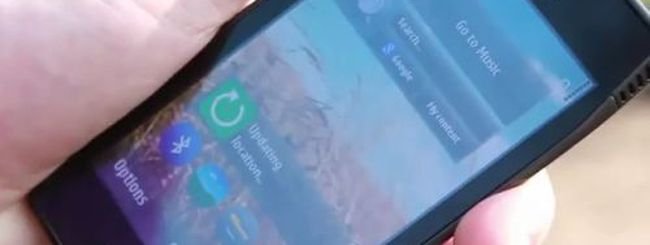 Symbian, la nuova interfaccia in un video del Nokia X7