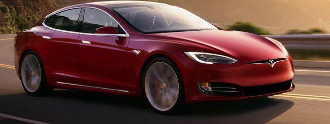 Tesla pensiona le Model S e X da 75 kWh