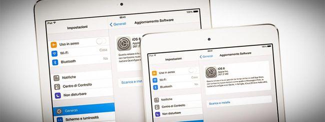 iOS 8.1 arriva oggi: le novità