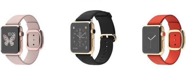 Apple Watch, 15 minuti di demo in più se comprate quello Oro