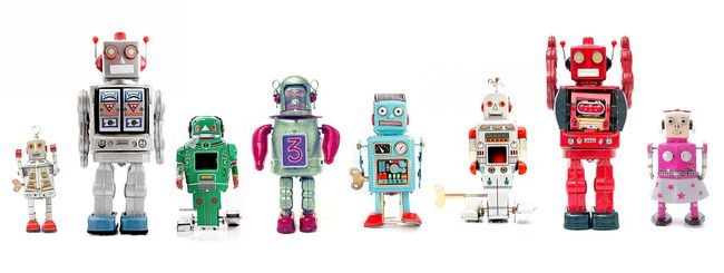 Strasburgo vuole votare sui robot