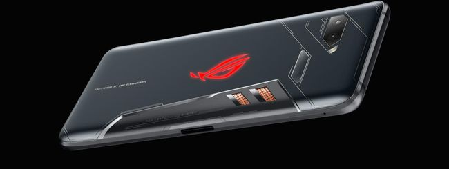 ASUS ROG Phone, versione con 512 GB di storage