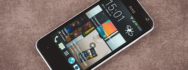 HTC Desire 620 e 620G: prezzo e uscita in Italia