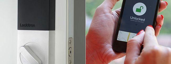 iOS 12, apertura porta di casa attraverso il chip NFC