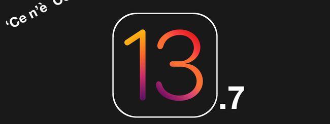 iOS 13.7: l'ultimo update di iOS 13 è per il Coronavirus