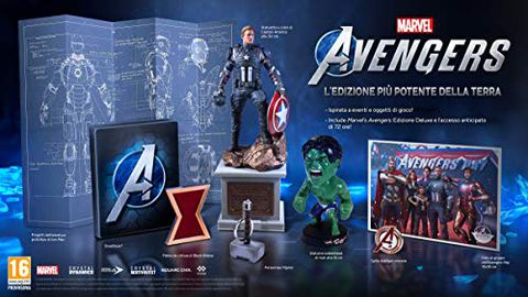 Marvel's Avengers Collector's Edition (Xbox)