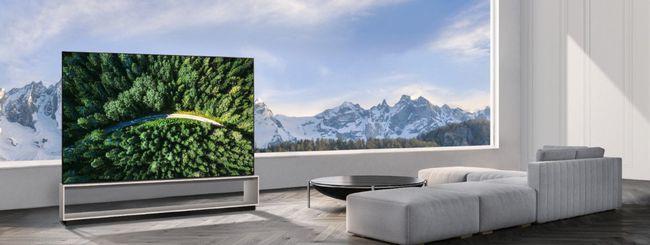 LG: i suoi TV superano gli standard 8K Ultra HD