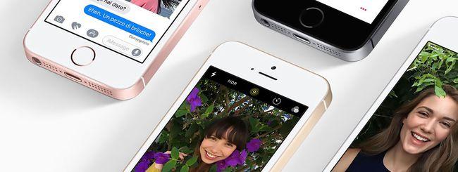 iPhone SE: nuovo modello a inizio 2018?